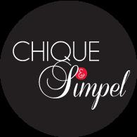 Chique & Simpel Logo